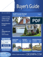 Coldwell Banker Olympia Real Estate Buyers Guide April 12th 2014