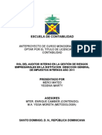 Anteproyecto Auditor Interno Corregido