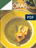 Blume - Sopas (Seleccion Culinaria)