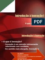 Introdução à Inovação