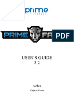 Primefaces Users Guide 3 2