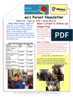 WLCP Newsletter March 31 2014