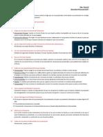 2do Parcial de Derecho Procesal Civil I