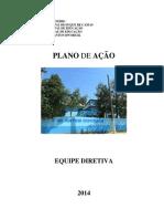 PLANO DE AÇÃO 2014