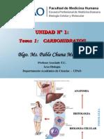 Tema 1 Carbohidratos