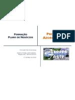 Plano de Negócios - Cabazes