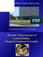 Surgery Lecture - 06 Wound