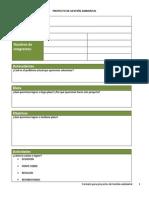 Formato de Proyecto Educativo Ambiental (1)
