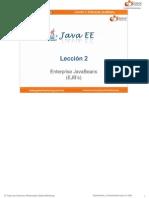 Curso Java EE - 02 Leccion 02 - Teoria