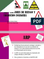 Arp Factoresderiesgoycondicioninsegura 110602103710 Phpapp02