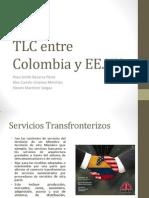 TLC Entre Colombia y EE