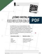 Il-In12_foco Reflector Con Casquete
