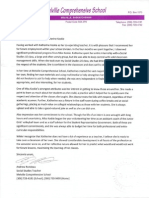 Andrew Rondeau Reference Letter