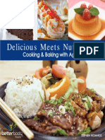 Xagave Cookbook