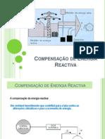 Compensação de energia reactiva