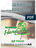 Caderno Exercícios Hardw.- REDE CABEADA