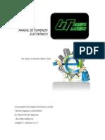 Manual de Comercio Electronico Unidad II