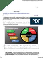 Week 1 - Overview of the Procuremet Process