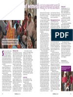 Rice Today Vol. 13, No. 2 Blazing the Trail of Women's Empowerment