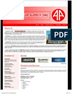 Glass and Aluminum Products - AA Aluminum Supply, Inc