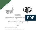 Reporte1 Lab Redes
