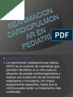Reanimacion Cardiopulmonar en Pediatria
