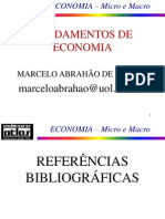 ECONOMIA Micro e Macro - Fundamentos de Economia _Primeira Parte _P1
