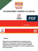 Alcoholismo 2012