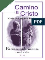 03- Leccion 3 - El Camino a Cristo