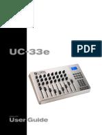 Evolution-UC33e - User Guide