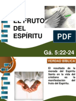05 May 2013 El Fruto Del Espiritu