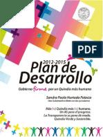 0.1 Plan de Desarrollo 2012-2015 Final
