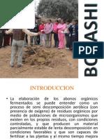 Bocashi Exposicion Hoy Martes
