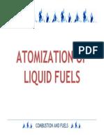 Liquid Fluids Atomization