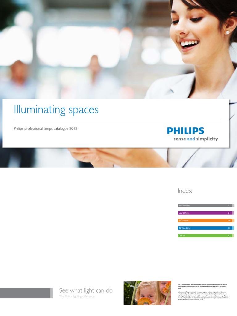 Philips Price List Lighting Fluorescent Lamp