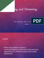 sleep and dreaming presentation