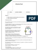 Informe Final Del Labortorio