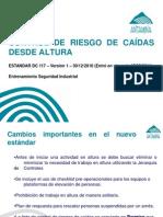 Control de Riesgo de Caidas (v.2011) Nuevo Estándar