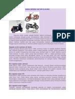 Sejarah Perkembangan Sepeda Motor Di Dunia