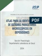 Atlas Parasitologia ISP
