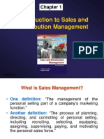 sales & Distribution