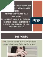 SINTOMAS APARATO RESPIRATORIO