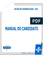 Manual Do Candidato SGC