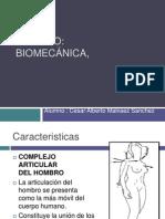 Biomecanica Hombro