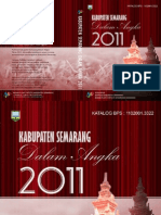 Dda Kabupaten Semarang 2011