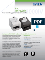 Epson Tm h6000iv