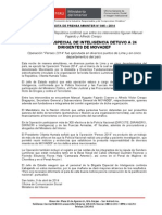 BRIGADA ESPECIAL DE INTELIGENCIA DETUVO A 24 DIRIGENTES DE MOVADEF.doc