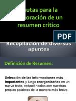 3322729 Elaboracion de Resumen Critico