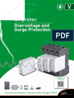 Cpt Cirprotec v Overvoltage and Surge Protection