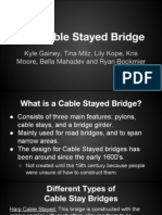 cable stay presentation 1